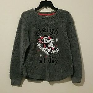 4/$20 Disney Christmas sweater